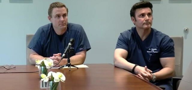 Deze artsen eisen terugkeer naar normaal omdat 'lockdown ons immuunsysteem verzwakt'