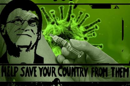 'Bill Gates is de allergrootste bedreiging voor uw toekomst'