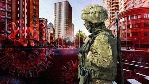 Westerse landen zetten leger in tegen burgers die zich verzetten tegen deze VN Agenda 2030 staatsgreep