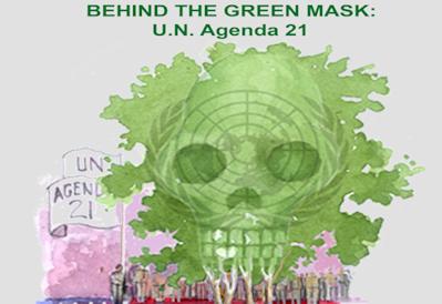 Agenda 21 samengevat: 'De opmars naar een nieuwe wereldorde'