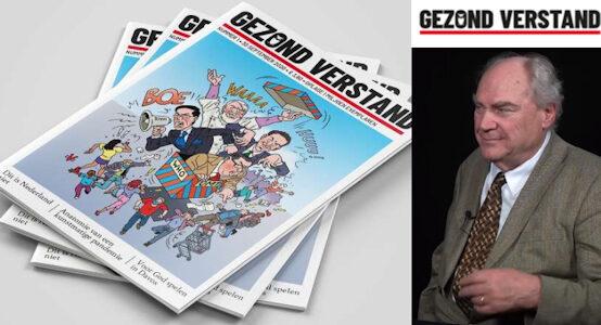 Karel Van Wolferen Lanceert Nieuw Tijdschrift Gezond Verstand Xandernieuws