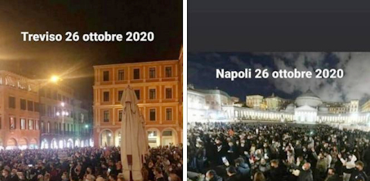 'Wordt Italië eerste land dat protesten tot terrorisme verklaart en leger inzet tegen eigen volk?'