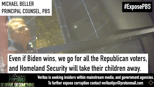 Topman publieke omroep VS ontslagen na aankondiging heropvoedingskampen voor kinderen Trump aanhangers